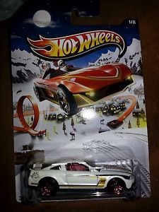 2012 Hot Wheels Holiday Hot Rods