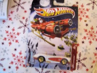 2012 Hot Wheels Holiday Hot Rods 58 Corvette