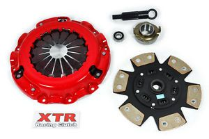 XTR Racing Stage 3 Clutch Kit 88 92 Mazda 626 MX 6 Ford Probe GT 2 2L Turbo 5SPD
