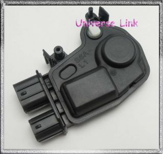 New Power Door Lock Actuator Honda Accord Civic Acura Front Left Driver FL Black