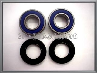 Front Wheel Bearing Seal Kawasaki ZR750 Z750S 05 06 ZR