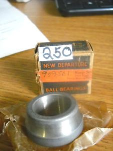 New Departure 909501 Front Wheel Bearing B01 TIMKEN USA 1938 57 Chevrolet