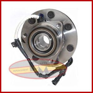 New Front Wheel Bearing Hub Ford F150 F250 4WD
