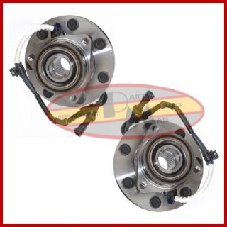 2 New Front Wheel Bearing Hub Ford F150 F250 4WD Pair