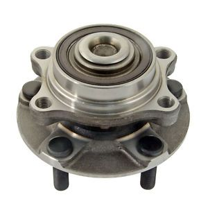Precision Auto 513268 Front Wheel Bearing Hub Assy