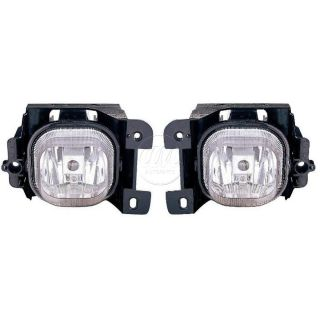04 05 Ford Ranger Pickup Truck Fog Driving Lights Lamps Pair Set Kit LH RH New