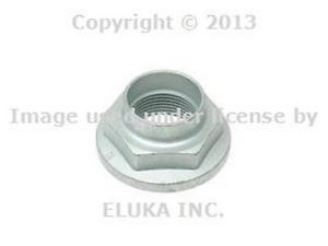 BMW Genuine Front Wheel Bearing Hub Collar Nut E30 318i 318IS 325E 325i