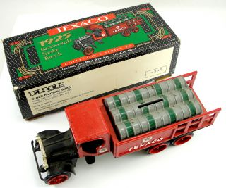 Ertl Texaco 1925 Kenworth Stake Truck Collector's Series 9 Locking Coin Bank