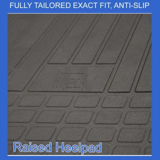 Genuine Hitech vs Ford Focus Rubber Car Mats MK2 2004 2010