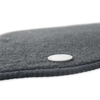 Grey Fully Tailored Car Mats Mercedes Benz Sprinter 2 1 Bus QF14975