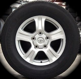 "New Toyota Tundra Sequioa 18"" Factory Wheels Rims Tires 07 13"
