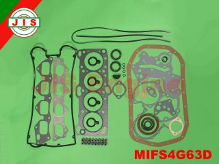 Misubishi 89 92 Eclipse 4g63 Full Gasket Set MIFS4G63D
