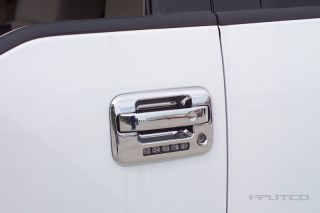 Honda Chrome Door Handle Covers