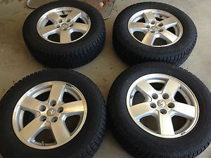 Set of Four 4 Pirelli Winter Carving Edge Winter Snow Tires P215 65R16