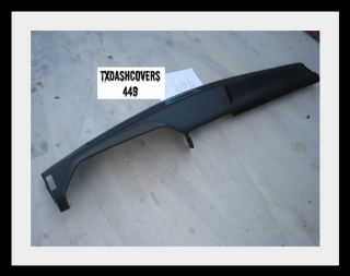1987 1991 Ford F Series Pickup Dashtop Cover Dashboard