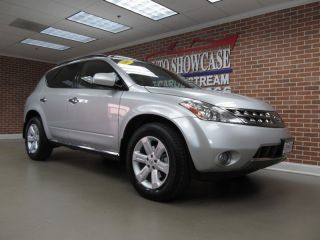 2007 Nissan Murano SL AWD Backup Camera Low Miles One Owner