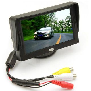 4 3 inch TFT LCD Car Monitor for Car Rearview Camera US Shipping