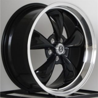 "22"" Black Wheels Rims Nissan Murano FX35 Ford Mustang"