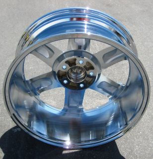 "Set 4 18"" Factory Nissan Murano Chrome Wheels Rims Maxima M35 M45 FX35 62517"