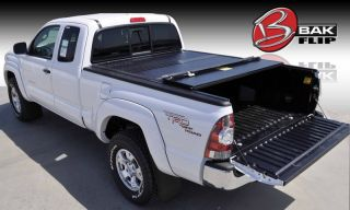 Bakflip HD Tonneau Bed Cover 05 12 Toyota Tacoma Double Cab Short Bed 5'4""