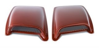 Lund 80002 Eclipse Medium Hood Scoop Universal Pair 2pc