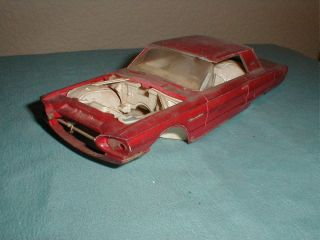 AMT 1964 Ford Thunderbird Original Issue Junkyard Car 1 25