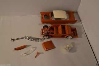 Vintage 1957 57 Bel Air Hard Top Project Parts Model Car Kit