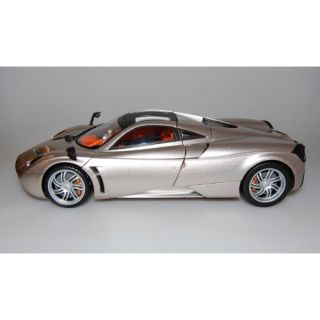 Brand New Grey 1 18 Scale 2012 Pagani Huayra Die Cast Diecast Model Car T
