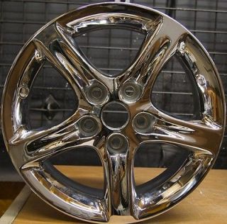 "Nissan Maxima 18"" Chrome Wheels"