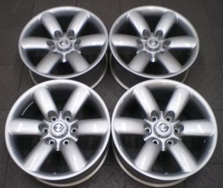 "62493 Nissan Titan Armada 18"" Factory Alloy Wheels Rims"