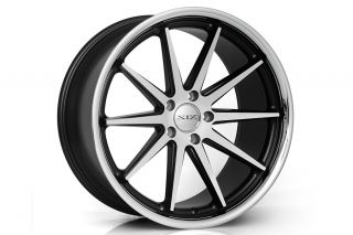 "20"" Mercedes Benz W211 E Class XIX x31 Concave Machined Staggered Wheels Rims"
