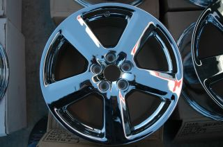 "18"" Audi A4 S4 A6 Wheels Set 18"" 2005 2010 Rim 58787"
