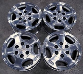 "Chevy Avalanche Silverado Suburban Tahoe 16"" Factory Wheels Rims 12"