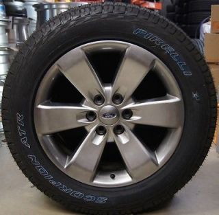 "New 2004 2013 Ford F150 F 150 FX4 20"" Factory Wheels Rims Tires Expedition"