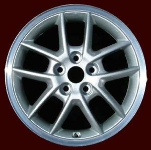 "65752 Mitsubishi Eclipse 1997 2005 17"" Used Wheels Car Rims Parts Alloy"