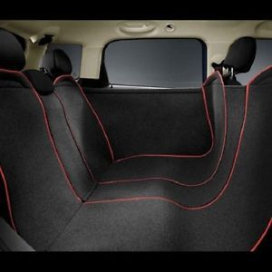 Mini Cooper Countryman Rear Back Seat Protective Cover