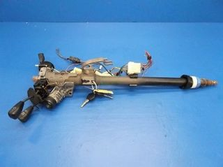 BMW E36 Steering Column Ignition Switch w Keys EWS Control Unit and DME
