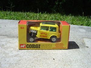 Corgi Diecast 1 64 Ison Brothers Wild Honey Dragster Rat Rod Hot Rod Mint