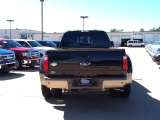 2014 Ford Super Duty F 350 DRW 4WD Crew Cab 172 King Ranch