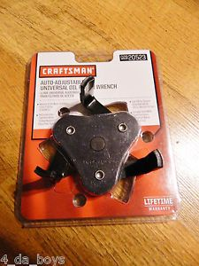 Craftsman Auto Adjustable Universal Oil Filter Wrench