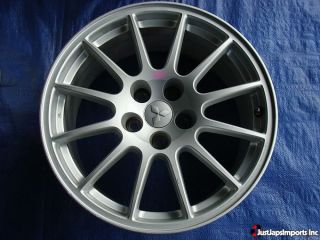 "2008 Mitsubishi Lancer Evolution x Enkei Rims 18"" evox GSR Wheels CZ4A"