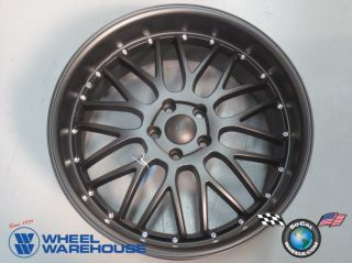 Four 05 13 Mustang 01 13 Lexus GS SC Axis Matte Black 20 Staggered Wheels Rims