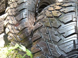 4 Mud Tires 305 70 16 E Rated Ford F250 F350 8 Lug Lt Monster Truck 4x4