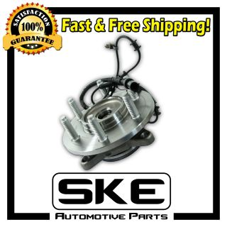 Front Wheel Hub Bearing Assembly for 2006 2008 Ford F 150 F150 4WD Only 515079