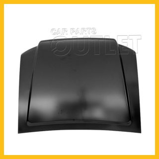 01 03 Ford Explorer 2dr Primed Hood Panel Assembly New 01 05 Sport Trac XLS XLT