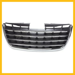 2008 2010 Chrysler Town Country Front Grille CH1200309C Chrome Center Frame Capa