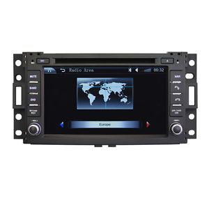2006 09 Hummer H3 Car GPS Navigation Bluetooth iPod Radio USB  TV DVD Player