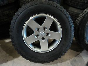 Jeep Wrangler Wheels Tires