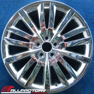 "Lincoln MKX 20"" 2011 Chrome Factory Rim Wheel 3853"