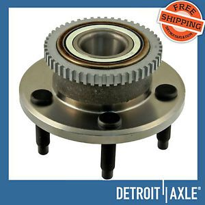 Front Wheel Hub Bearing Assembly New 3221